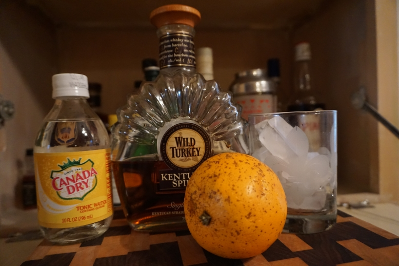 bourbon cocktail ingredients